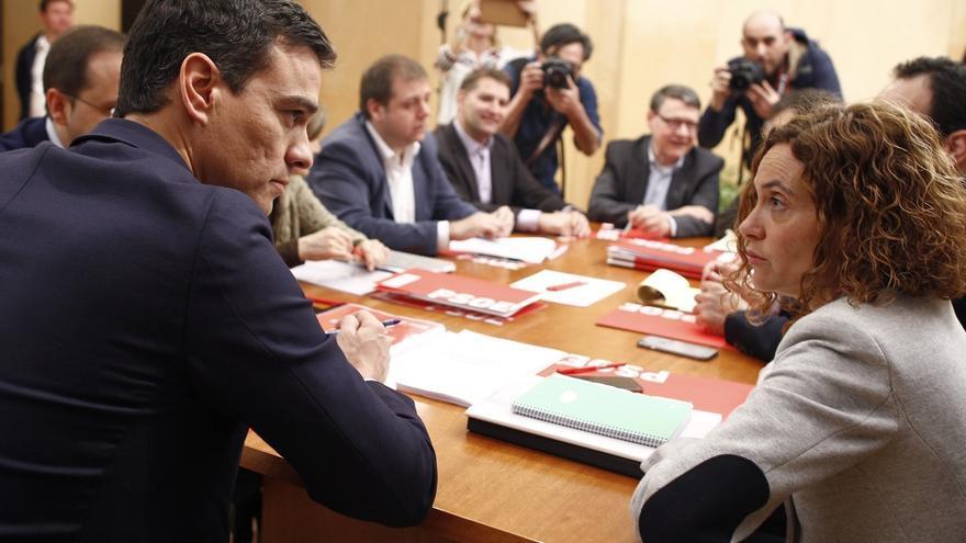 Pedro Sánchez lanza este jueves la precampaña del PSC en un acto con Meritxell Batet en Barcelona