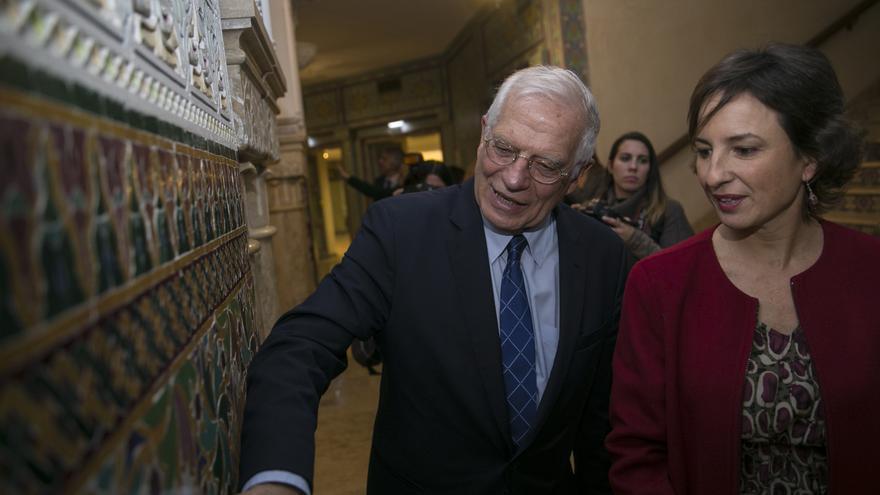 Josep Borrell resalta la labor de la Fundación Tres Culturas como instrumento para promover convivencia y entendimiento