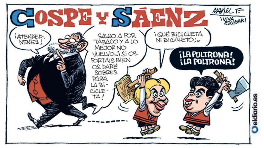 Cospe y Sáenz