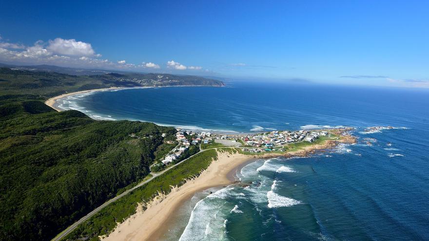 La Garden Route corre por gran parte de la costa sur de Sudáfrica. South African Tourism