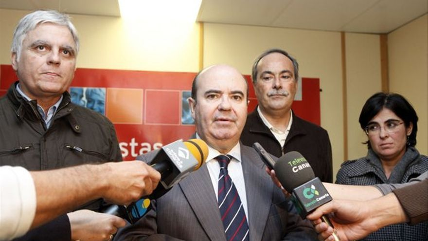 De la visita de Gaspar Zarrías a Telde #5