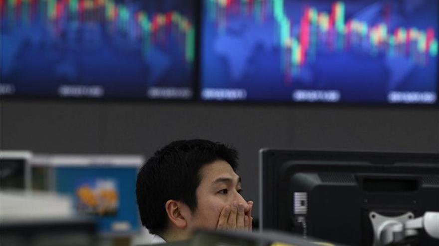 El Kospi surcoreano sube un 0,10 por ciento en la apertura