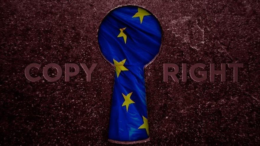 Directiva europea de copyright.