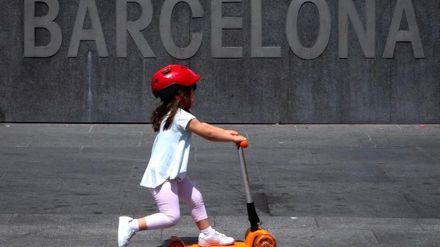 Un error en comunicación de un laboratorio hace bajar positivos en Cataluña
