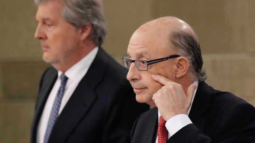 """Gobierno pide """"no hablar en abstracto"""" sobre medidas para frenar el referéndum"""