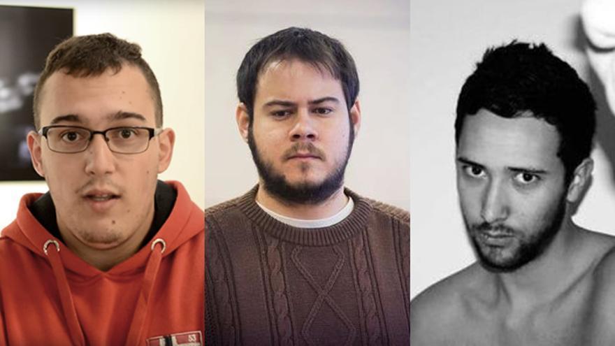 Shahid (La Insurgencia), Pablo Hasel y Valtonyc, raperos condenados por sus letras