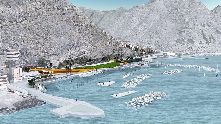 Adjudicada la obra del frente litoral de Valleseco por 20 millones de euros