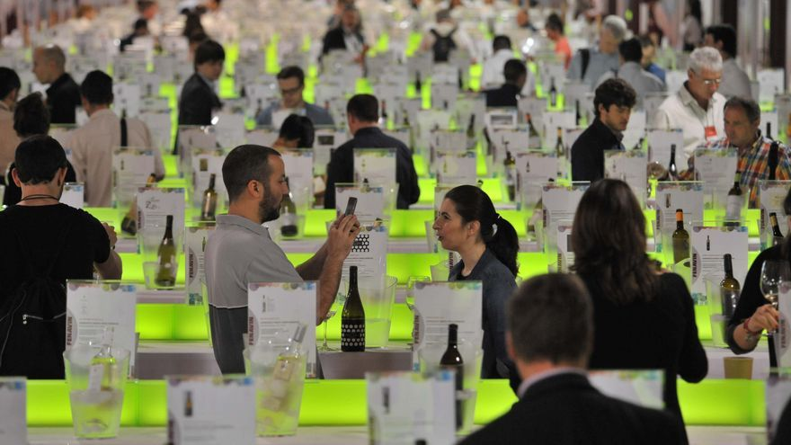 Galería del Vino de FENAVIN