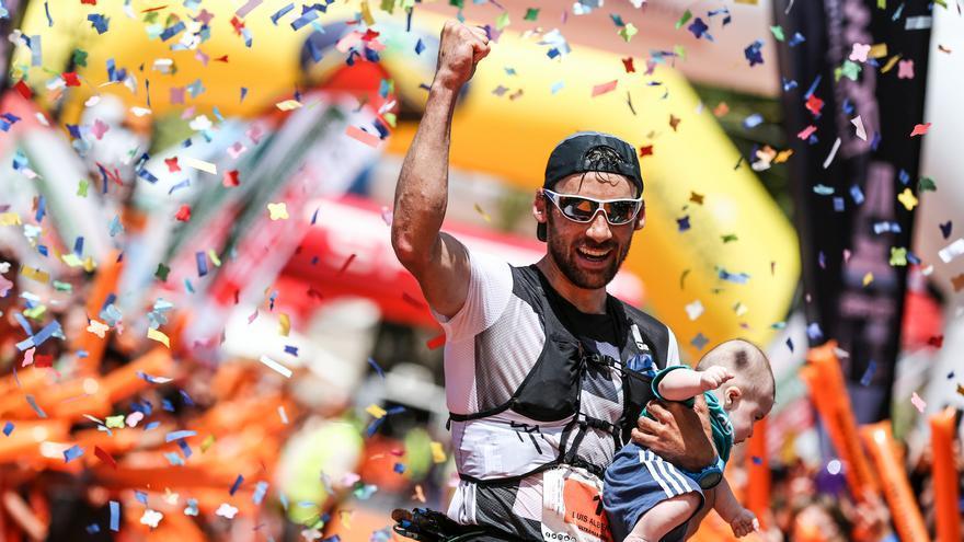 El triple campeón mundial Luis Alberto Hernando.