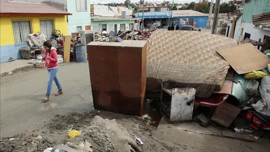 Réplicas de mediana intensidad sacuden zonas afectadas por terremoto Chile