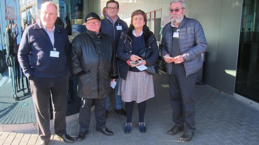 Cándido Méndez visita la planta cántabra de Nestlé por el 110 aniversario y la negociación del convenio