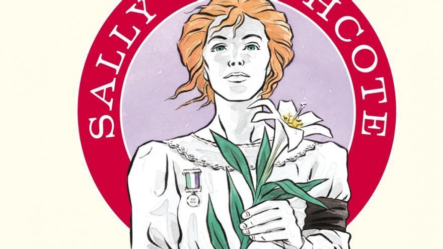 Sally Heathcote. Sufragista
