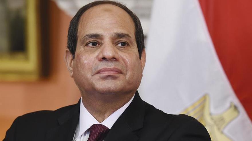 Al Sisi no descarta presentarse a la reelección si el pueblo egipcio lo demanda