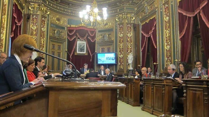 El Pleno de Bilbao debate este jueves una propuesta para elaborar un Plan Integral para la zona de Ollerías