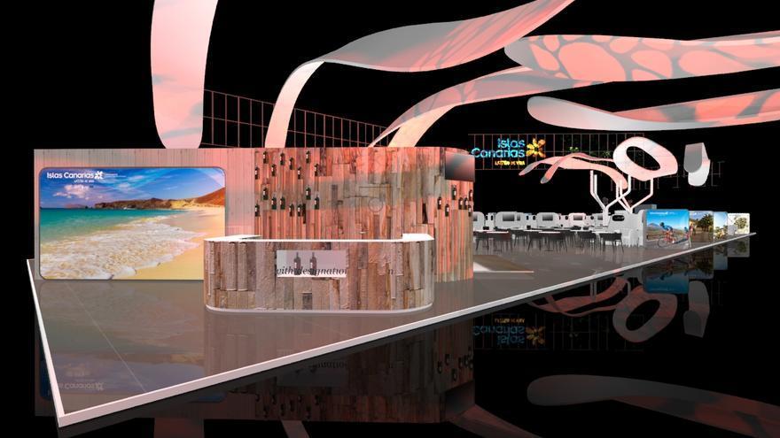 Canarias acude a la Feria Internacional de Madrid con un incremento de un 5% de turistas