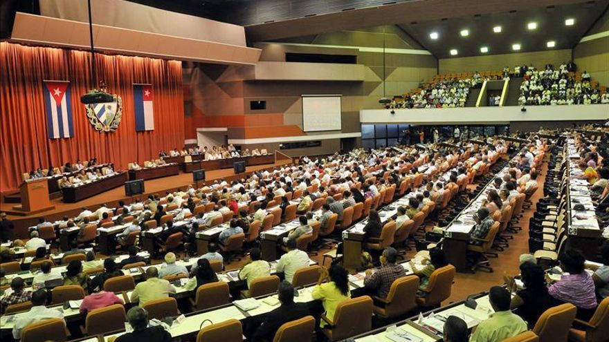 La Asamblea Nacional cubana analizará las reformas y la inversión extranjera en el último año