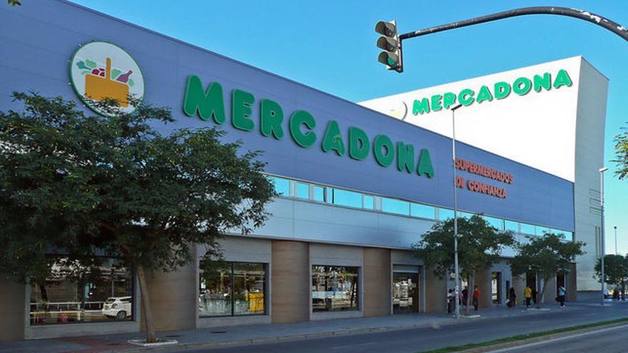 Imagen de un establecimiento de la cadena Mercadona.