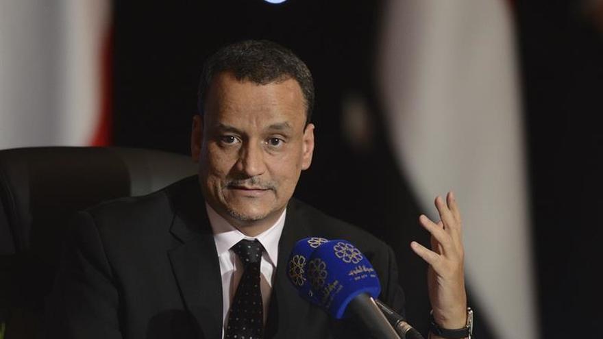 El mediador de la ONU pide una semana para encauzar negociaciones yemeníes