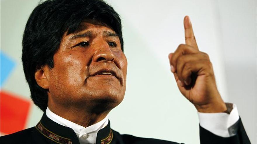 """El Gobierno boliviano """"rechaza totalmente"""" la denuncia contra Morales en La Haya"""