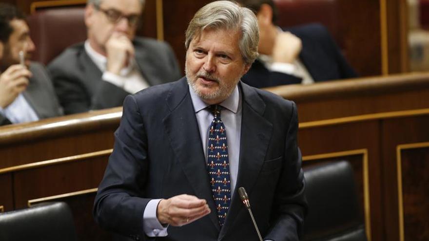 """Méndez de Vigo reconoce que en España no hay """"demasiados"""" alumnos excelentes"""