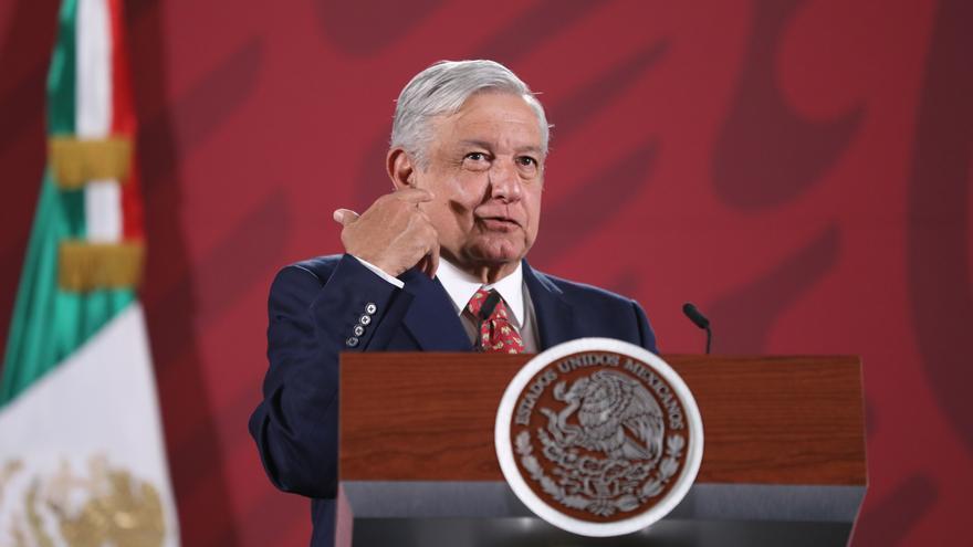 "López Obrador lamenta ""afán colonialista"" tras negativa de disculpa de España"