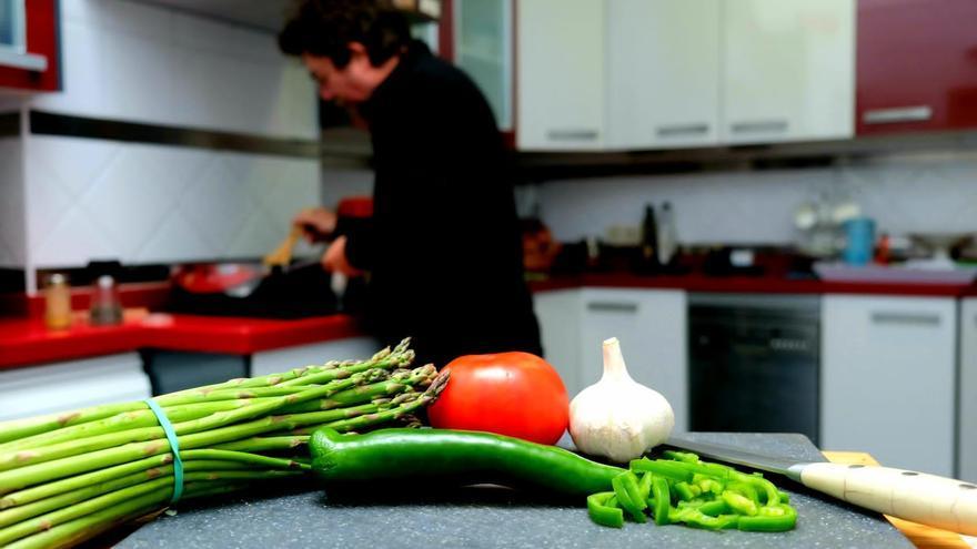 Día 14 del estado de alarma: la cocina