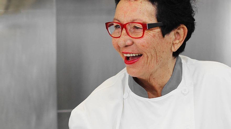 La cocinera valenciana Pepa Romans