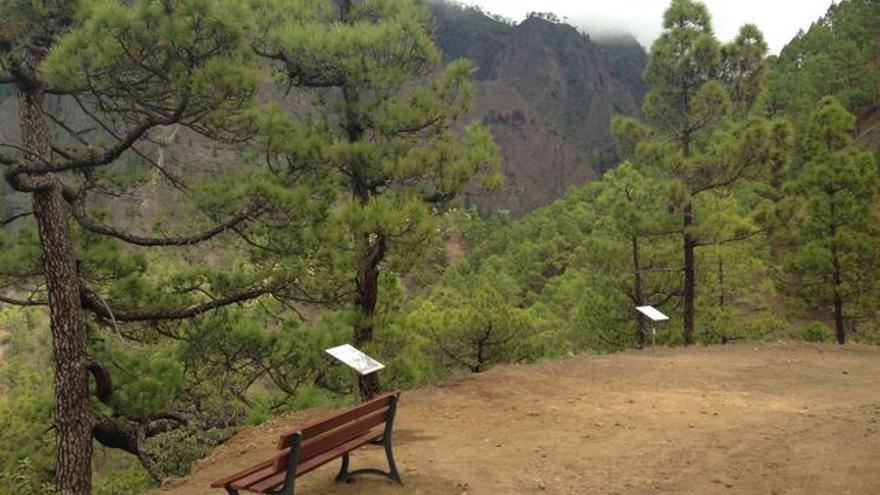 En la imagen, inmediaciones de La Cumbrecita.