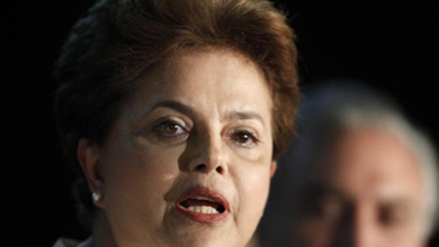 Dilma Rousseff gana las elecciones en Brasil