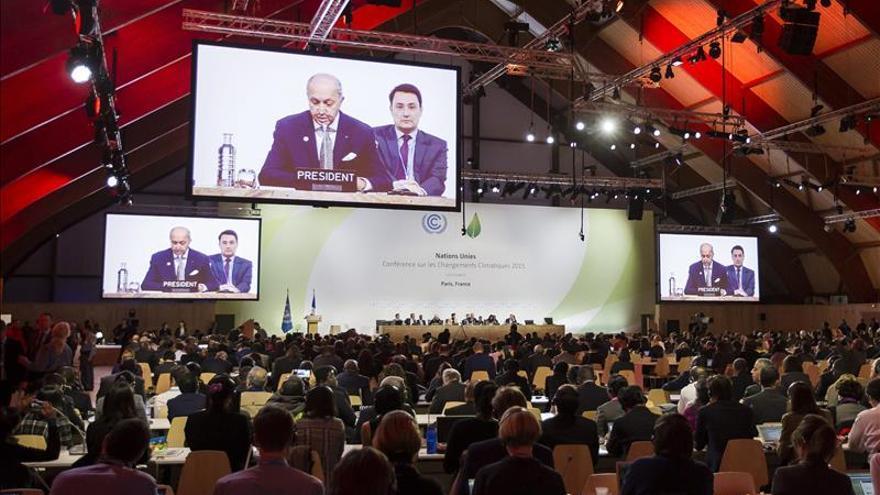 La cumbre del clima de París entra en sus 24 horas definitivas