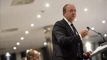 Monago se reúne mañana con Montoro para abordar el pago de la deuda histórica