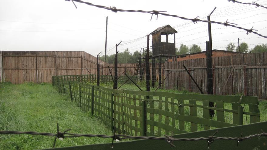 El gulag de Perm 36