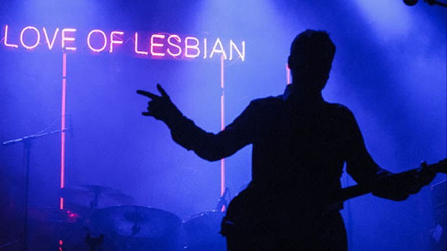 Love of lesbian Territorios