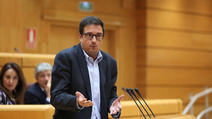La Gestora del PSOE quita a Óscar López la última portavocía y cambia a tres vicepresidentes de Comisión en el Senado