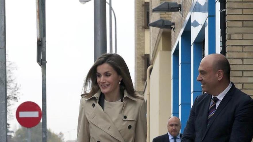 Unicef expone a la Reina la situación en Siria en la reunión de su patronato