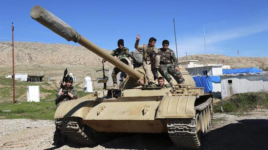 La Fuerza Aérea turca bombardea posiciones del PKK en el norte de Irak