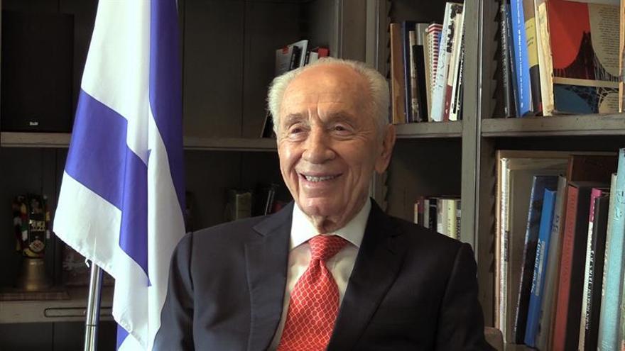 Hijo de Peres: Mi padre amó al Estado de Israel hasta su último suspiro