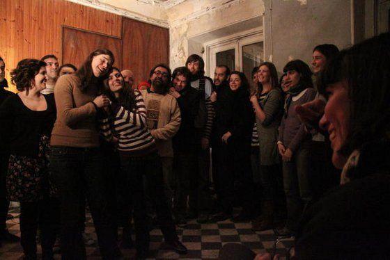 Gente de el coro de El Patio   http://patiomaravillas.net/fotofork