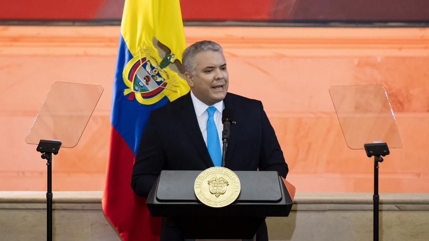 """Duque reconoce """"deuda histórica"""" con los más pobres de Colombia"""