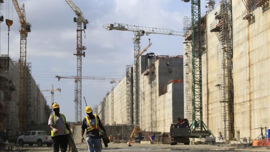 La reanudación del Canal de Panamá avanza a ritmo lento a la espera de un acuerdo el lunes