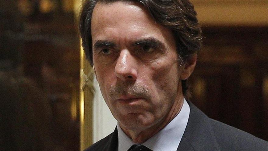 "Aznar dice que cobró una remuneración ""perfectamente transparente"" de Abengoa"