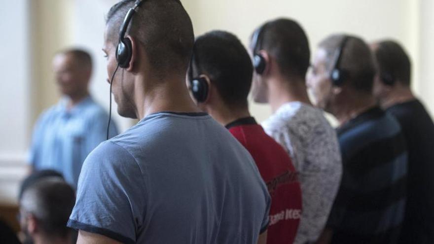 Condenados a 25 años de cárcel los responsables de la muerte de 71 refugiados