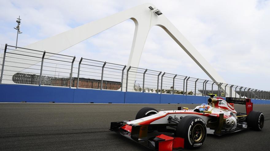 """El Puerto de Valencia justifica por """"marketing"""" la inversión de casi 570.000 euros en el Gran Premio de Formula 1"""
