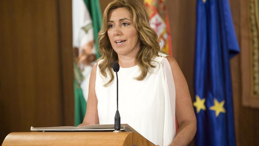 Susana Díaz ultima la composición del nuevo Gobierno andaluz, que se dará a conocer este lunes