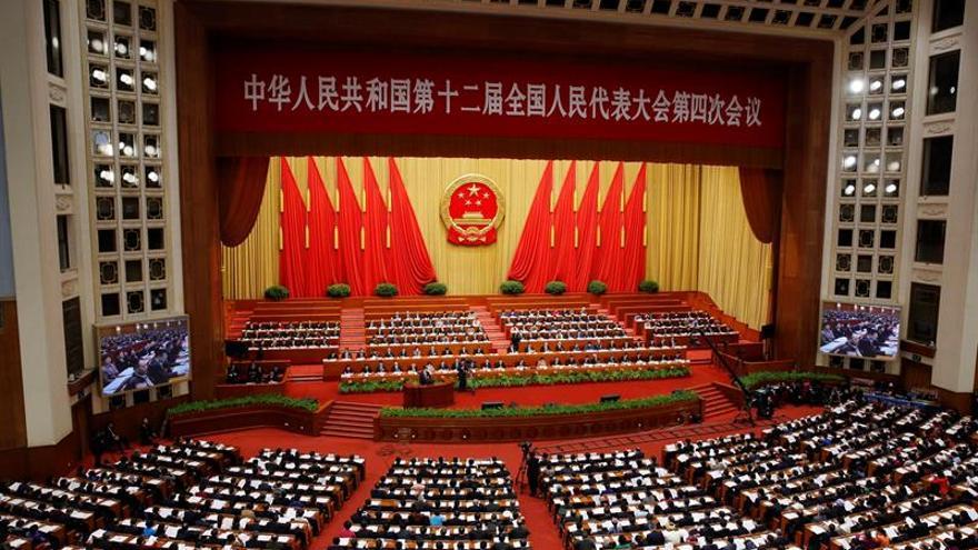 La economía y el Congreso del PCCh centran cita anual del Legislativo chino
