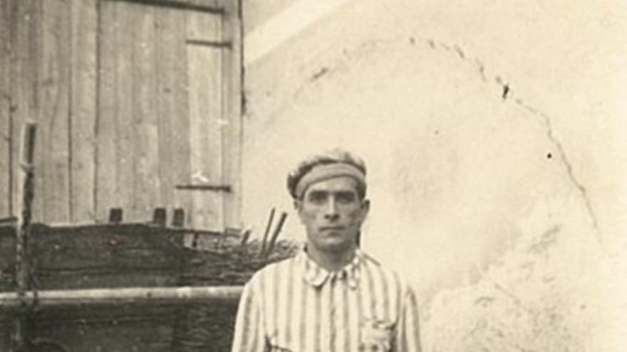 Joaquín Balboa, uno de los gallegos que sobrevivió a los campos nazis / cortesía de Eladio Anxo Fernández.