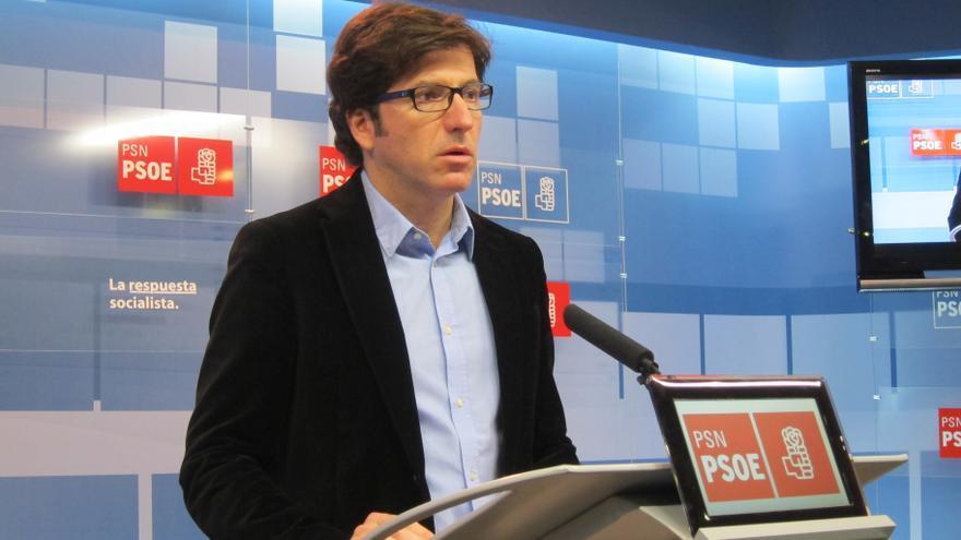 """El PSN considera que """"no hace falta crear una comisión de investigación para conocer la evolución"""" de Caja Navarra"""