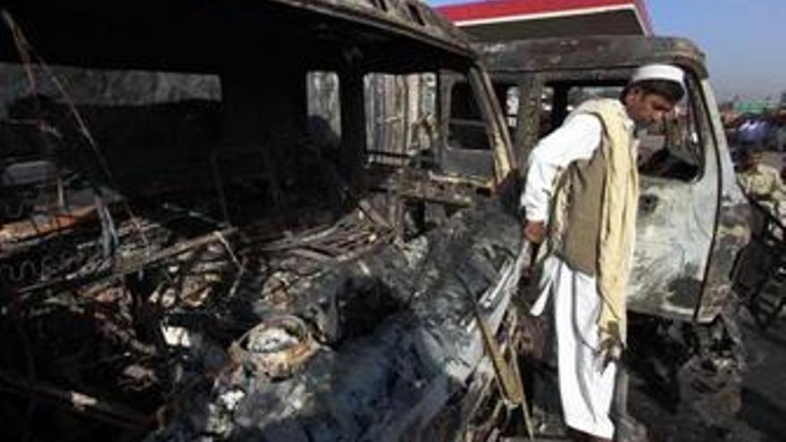 30 muertos y más de cien heridos en Pakistán