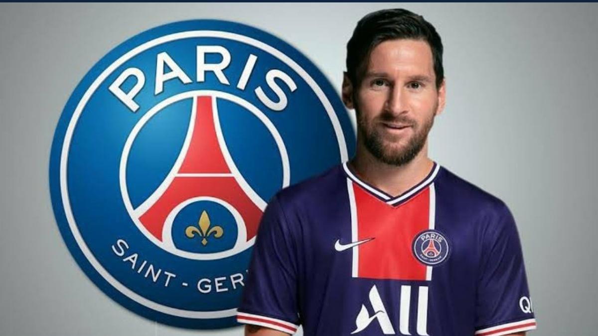 Messi jugará en el PSG