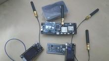 Dispositivos del proyecto LoRaWAN